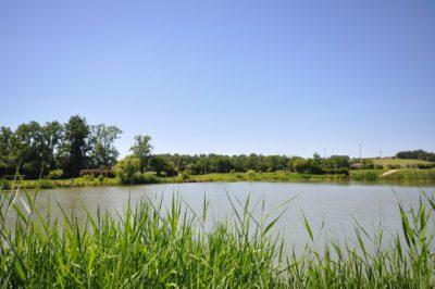 Lac de L-Isle-En-dodon