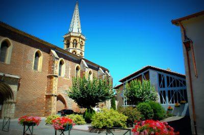 Eglise de Martres-Tolosane