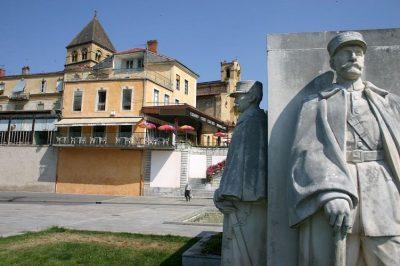 Monument des 3 maréchaux