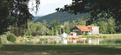 Base de loisirs de Montréjau
